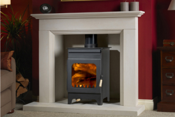 The Burley Wood Burning Stove
